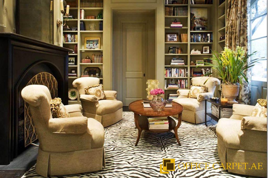 Zebra Hide and Rugs