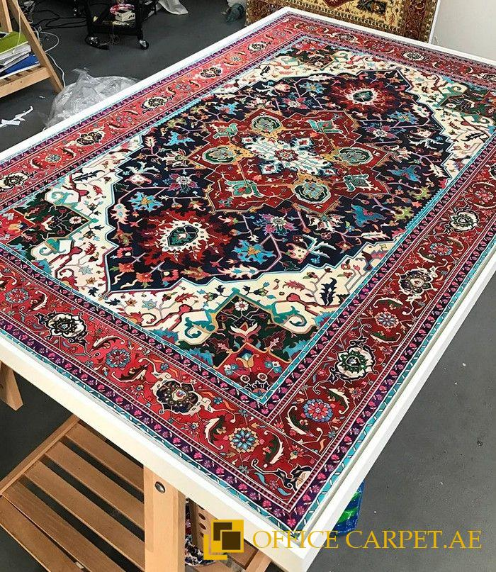 Hand Paint Rugs